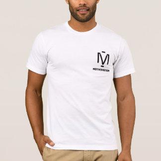 Bewegende zu schaffen und weiterzukommen Bewegung T-Shirt