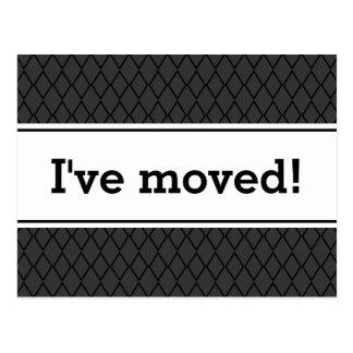 Bewegliche Postkarten des neuen Zuhause |, das ich