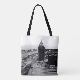 Bewegliche Skyline Tasche