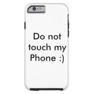Beweglicher Fall Tough iPhone 6 Hülle