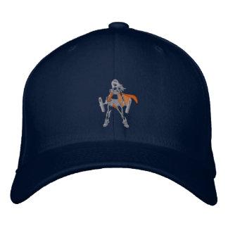 Beweglichkeits-Baseballmütze Bestickte Kappe