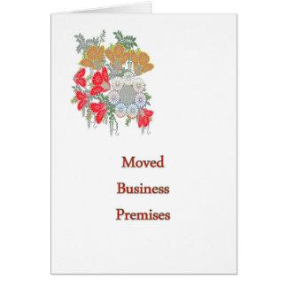 Bewegte Geschäft Premeses Karte