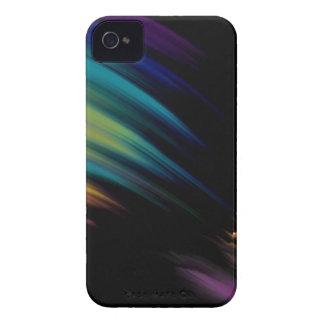 Bewegung der Farbe iPhone 4 Hülle
