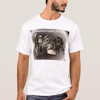 Bewegung innerhalb Stille-Mann ` s T - Shirt