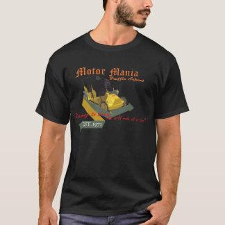 Bewegungsmanie-Verkehrs-Schule T-Shirt