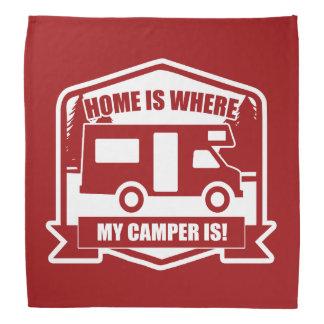 BewegungsZuhause-/-camperpackwagen Kopftuch