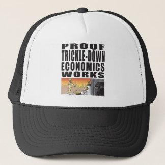 Beweis-sickernd Wirtschafts-Arbeiten Truckerkappe