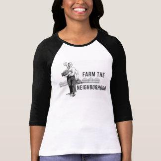 Bewirtschaften Sie das Nachbarschaft T-Shirt