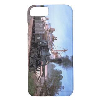 Bewohner von Mississippi Eisenbahn 2-8-0 #76, iPhone 8/7 Hülle
