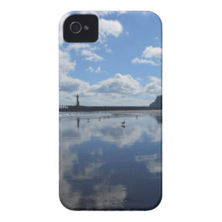 Bewölkte Reflexion iPhone 4 Hülle