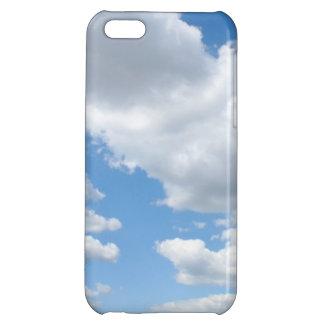 Bewölkter Himmel iPhone 5C Hülle