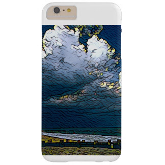 Bewölkter Himmel-Telefon-Kasten Barely There iPhone 6 Plus Hülle