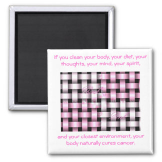 bewusster… Brustkrebs b… für immer… Quadratischer Magnet