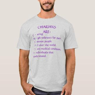 Bewusstsein Arnolds Chiari T-Shirt