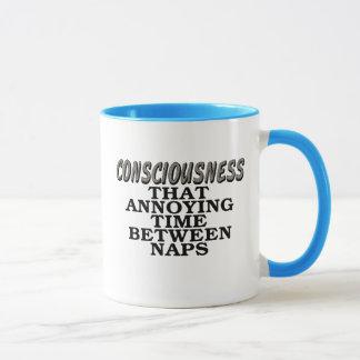 Bewusstsein: Dieses ärgerliche Mal zwischen Tasse
