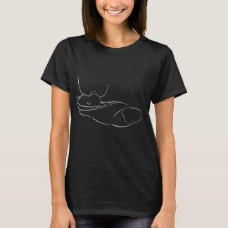 Bewusstseins-T - Shirt grundlegende Dunkelheit
