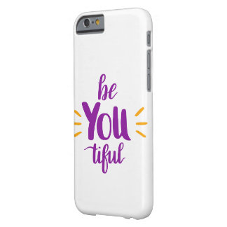 BeYOUtiful Barely There iPhone 6 Hülle