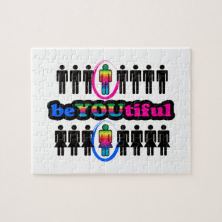 BeYOUtiful und Homosexuelles Puzzle