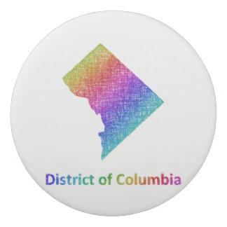 Bezirk Columbia Radiergummis 0
