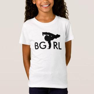 BGIRL-Pose-T - Shirtmädchen T-Shirt