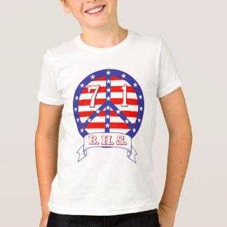 BHS Friedenssymbol T-Shirt