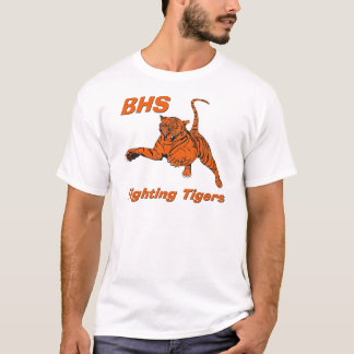 BHS kämpfendes Tiger-Shirt T-Shirt