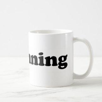 Bi-Gewinnen Kaffeetasse