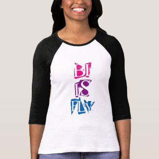 Bi ist Fliege T-Shirt