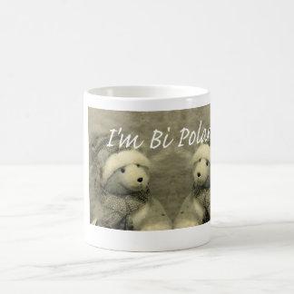 Bi-polare hässliche WeihnachtsTasse Kaffeetasse