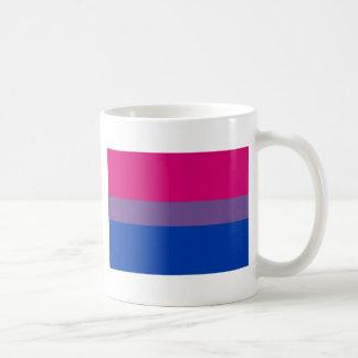 Bi-Sexuelle Stolz-Flagge Kaffeetasse