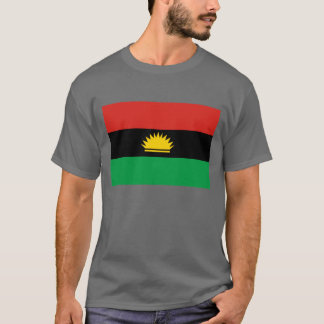 Biafra Flagge (1967-1970) T-Shirt