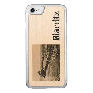 Biarritz Pont und Rocher Carved iPhone 8/7 Hülle