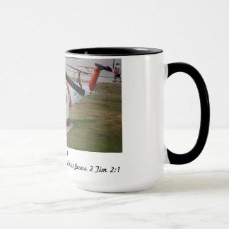 Bibel-Geburtstags-Vers-Tasse - 1. Februar Tasse
