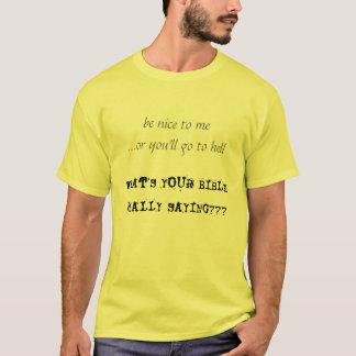 BIBEL T-Shirt