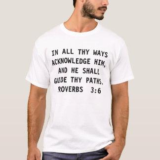 BIBEL-VERS-SHIRT T-Shirt