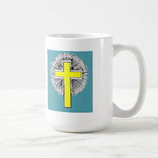 Bibel versifiziert Josh 1:9 klassische Kaffeetasse
