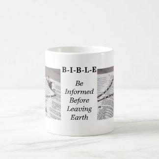 BIBEL VERWANDLUNGSTASSE