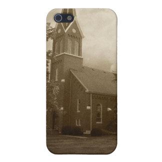 Bibel-Waldungs-Kirche iPhone 5 Case