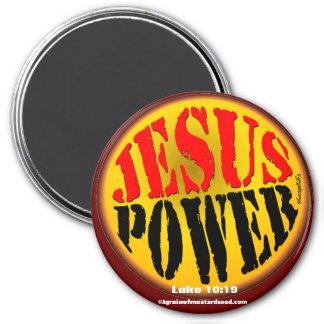 Bibel-Zitate Runder Magnet 7,6 Cm