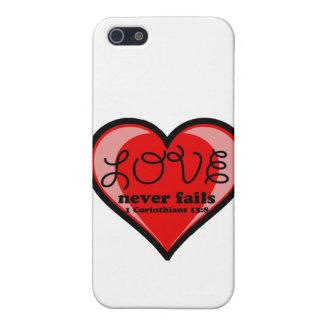 Bibel-Zitate u. Symbole iPhone 5 Cover