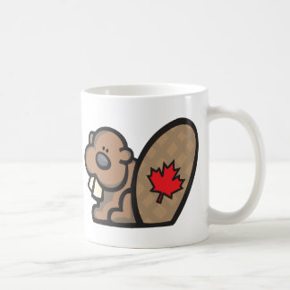 Biber Kanada Kaffeetasse