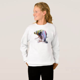 Biber-Kunst Sweatshirt