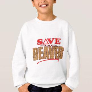 Biber retten sweatshirt