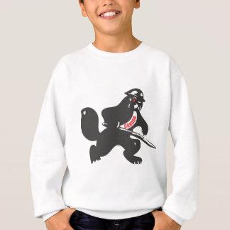 Biber-Soldat Sweatshirt