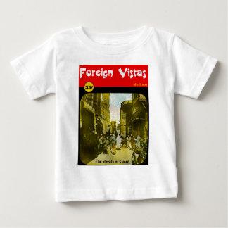 Bibliomania: Fremde Vistas-Zeitschrift Baby T-shirt