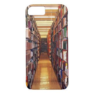 Bibliothek bucht iPhone 7/8 Fall iPhone 8/7 Hülle