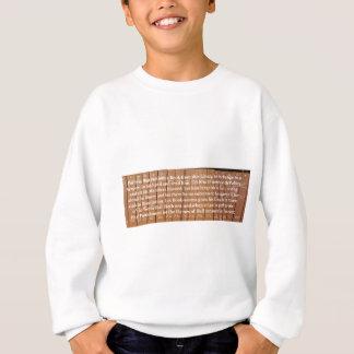 Bibliothekar-Fluch Sweatshirt