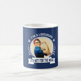 Bibliothekar - nicht für das schwache kaffeetasse