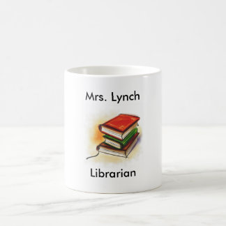 Bibliothekar-Tasse Kaffeetasse