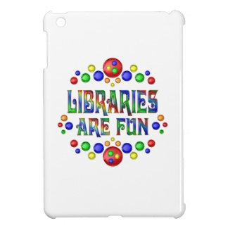 Bibliotheken sind Spaß iPad Mini Schale